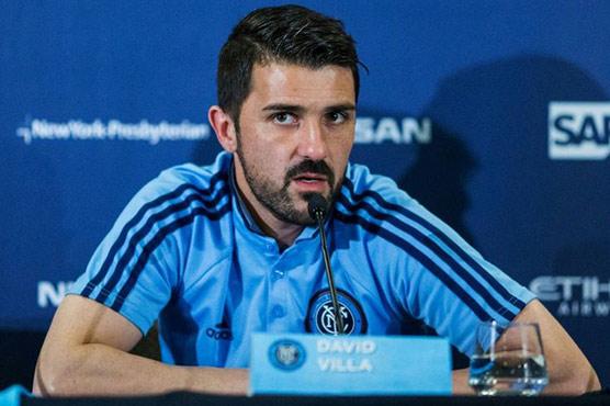 Villa extends New York City stay