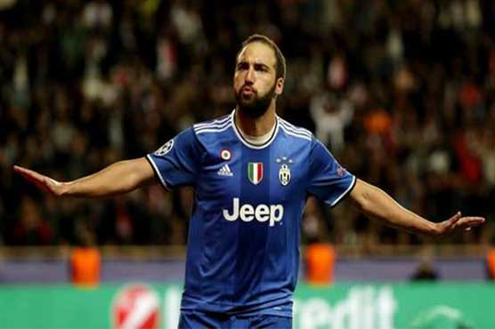 Football: Monaco outclassed but Higuain warns Juve not there yet