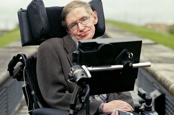 Stephen Hawking Says Humans Need to Leave Earth Within Next Century