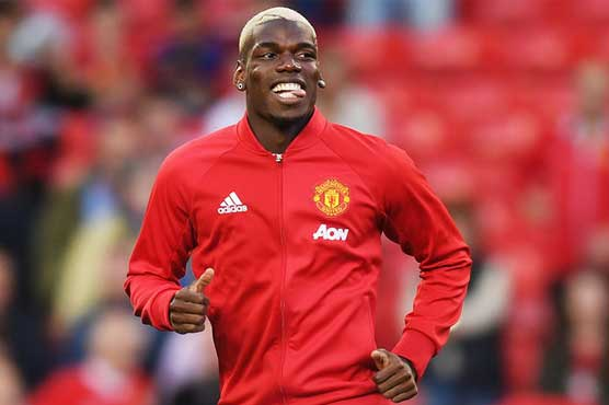 Pogba returns to United squad for Europa Cup semi-final