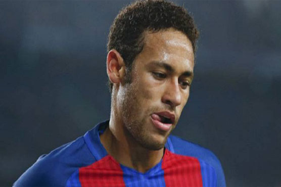 Spanish court orders Barca's Neymar to stand trial for fraud