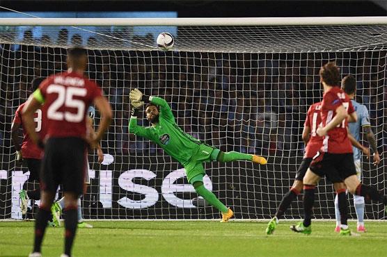 Football: Rashford edges Man Utd towards Europa League final