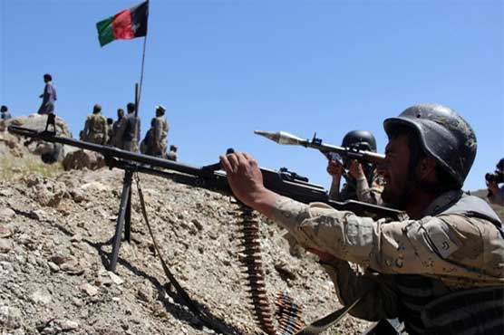 Afghan soldiers killed in border firing: Pakistani official