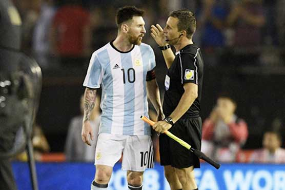 Lionel Messi appeals 4-match World Cup ban at FIFA