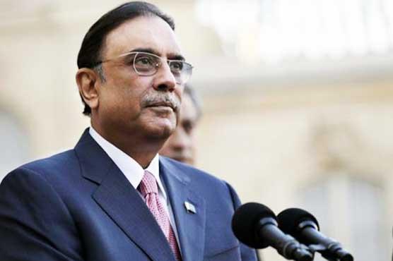 Zardari summons meeting of senior party leaders in Lahore today