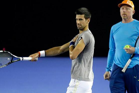 Djokovic splits with entire coaching team