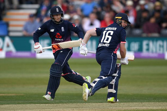 England beats Ireland by 85 runs in 2nd ODI