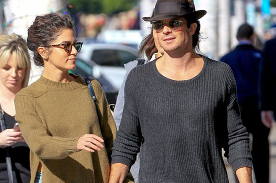 Ian Somerhalder and Nikki Reed are expecting
