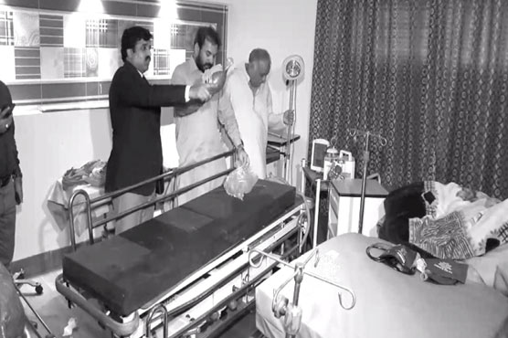FIA raids illegal kidney transplant clinic in Lahore