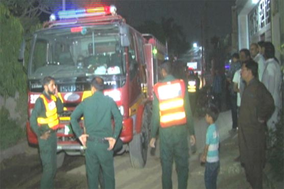 Minor girl killed in Lahore house fire