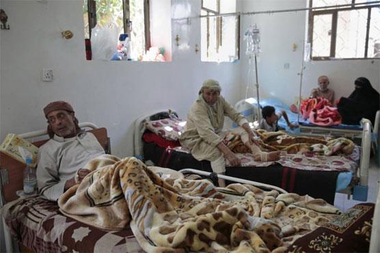 Cholera outbreak in Yemen kills 25 people in a week, says WHO