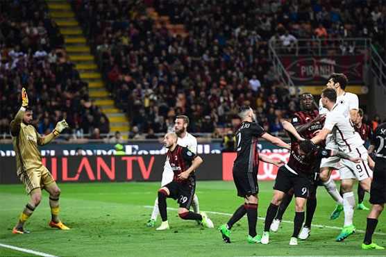 Inter woes continue, Palermo relegated after draw