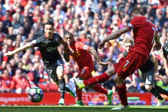 Football: Milner in spot of bother as Reds held