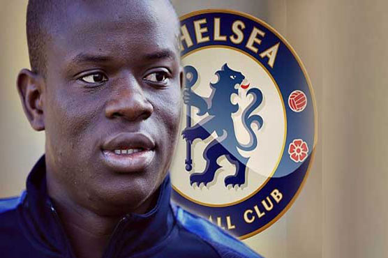 Football: Chelsea's Kante completes awards double
