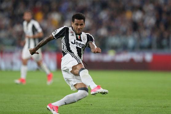 Football: Alves special sends Juve into Champions League final