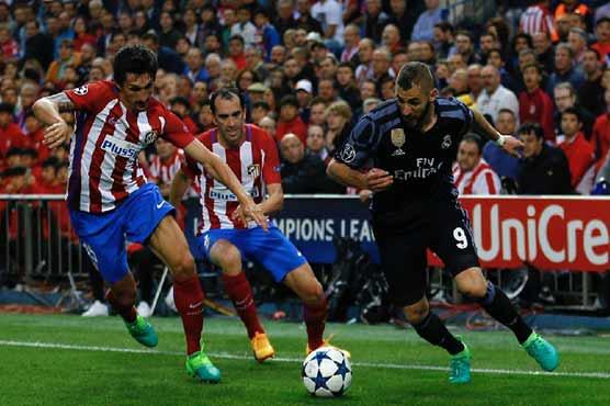 Champions League: Atletico comeback falls short as Real Madrid reach final