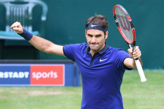 Tennis Federer To Make 15th Halle Appearance Sports Dunya News