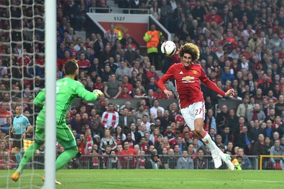 Football: Nervy Man United reach Europa League final