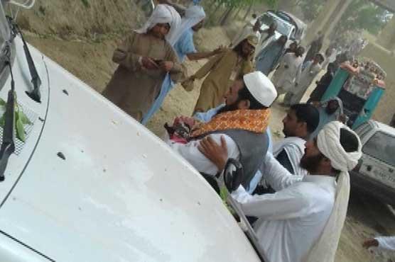 Blast targets convoy of Senate's deputy chairman, 25 killed