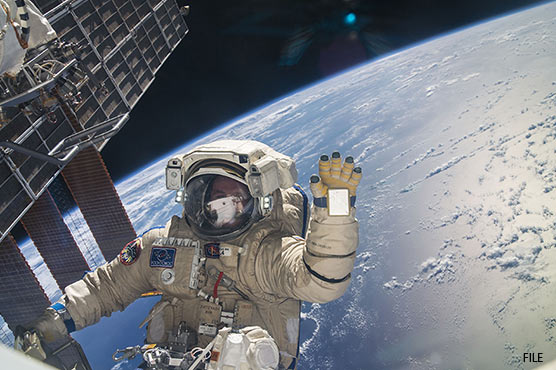 Colorado native and AFA graduate part of historic spacewalk