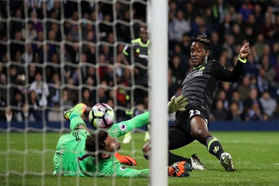 Football: Batshuayi delivers Chelsea Premier League title