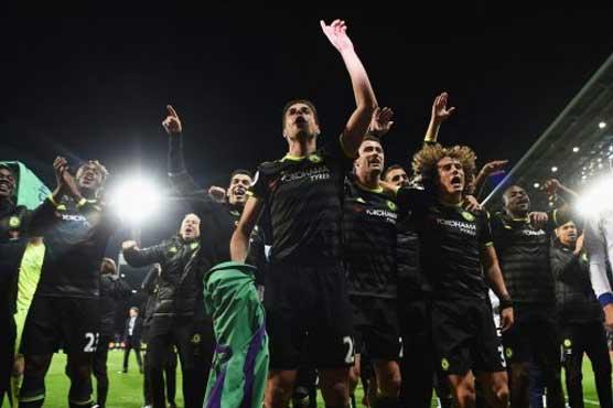 How Chelsea's title triumph unfolded