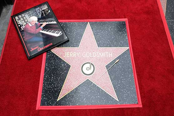 Hollywood's Walk of Fame, the biggest star of all
