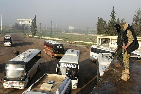 New round of Syria peace talks restart in Geneva