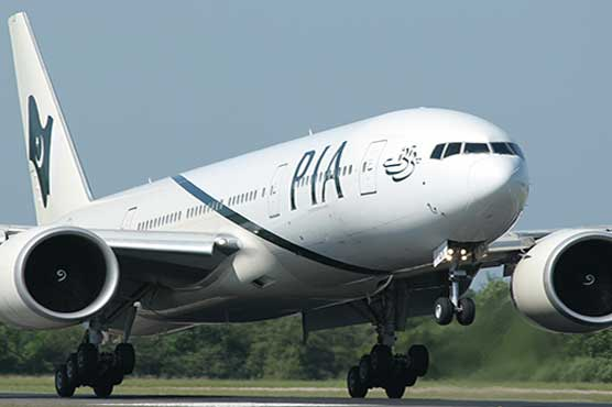 Pakistan International Airlines crew briefly detained, plane searched at Heathrow