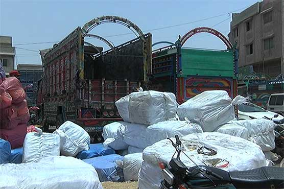 Over Rs50b loss suffered in goods transporters' strike