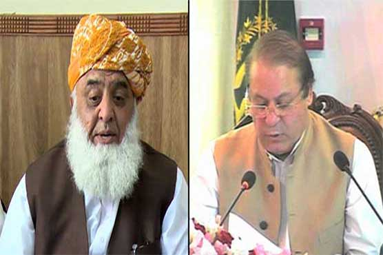 FATA merger in KP not to be rushed, PM assures JUI-F