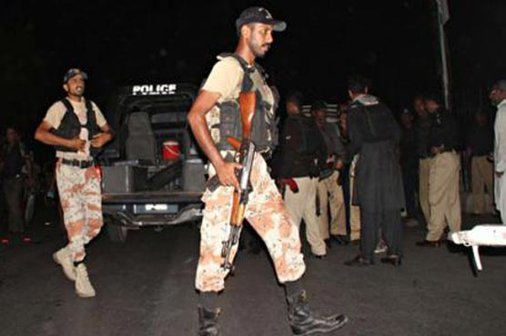 Karachi: Police, Rangers nab 10 suspects
