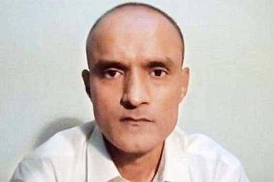 ICJ stays Jadhav's death sentence till final verdict