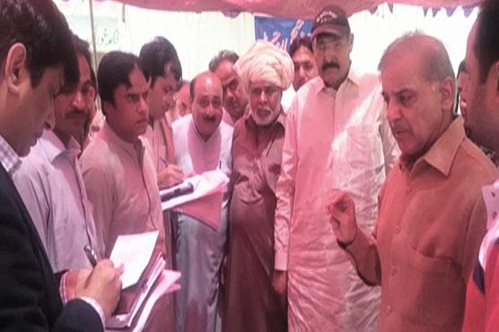Wazirabad: Punjab CM suspends wheat procurement centre incharge