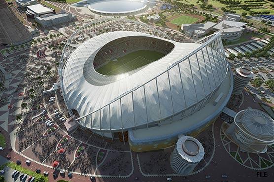 Football: Air-conditioned Qatar World Cup stadium ready