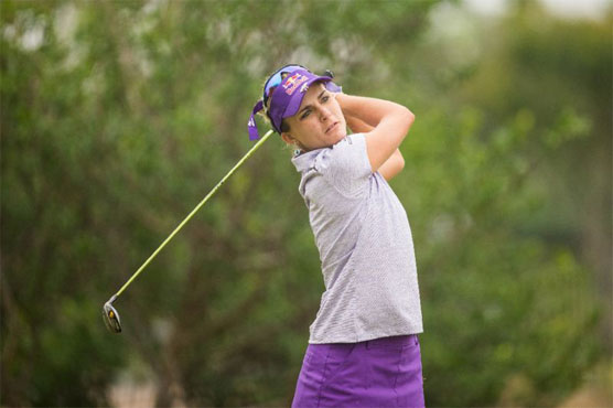 Lexi Thompson opens 3-stroke lead at Kingsmill