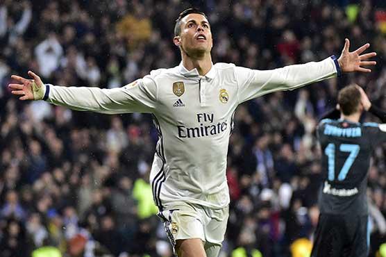 Cristiano Ronaldo becomes top European scorer with 367 goals