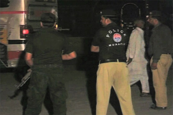 Multan: Three suspects nabbed in search operation