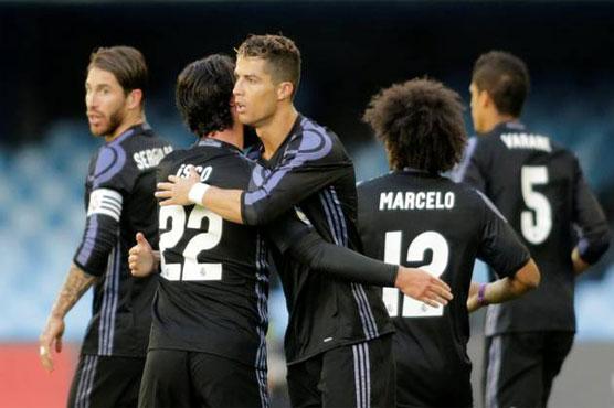 Football: Madrid on verge of long-awaited title