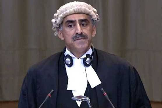 Pakistan counsel at ICJ rubbishes Indian claims of exorbitant fee