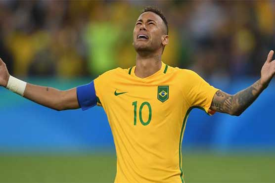Neymar dropped from Brazilian team for first time in six years