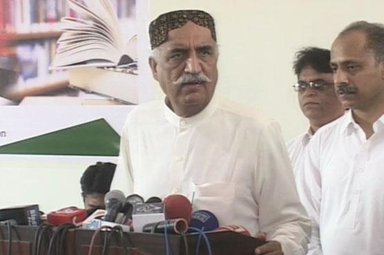 PM Nawaz has weakened Pakistan's federal system: Khurshid Shah