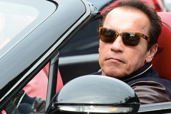 Trump going back to horse and cart days: Arnold