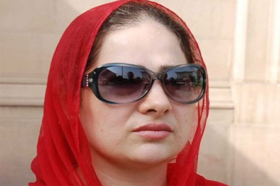 Lahore: Ex-MPA Seemal Kamran harassed by unidentified persons
