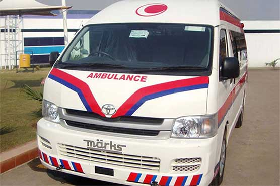 Punjab Health Department launches ambulance service for