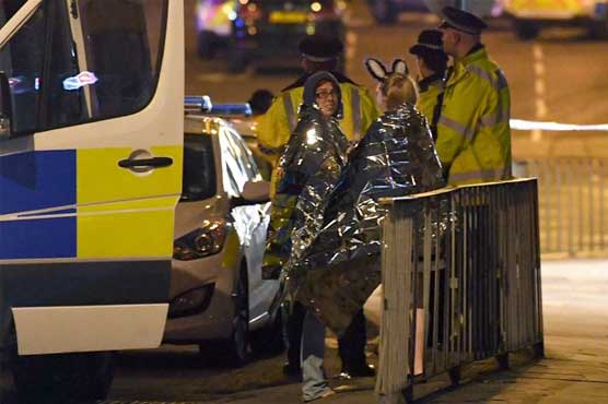 Islamic State claims responsibility for attack at Manchester Arena concert