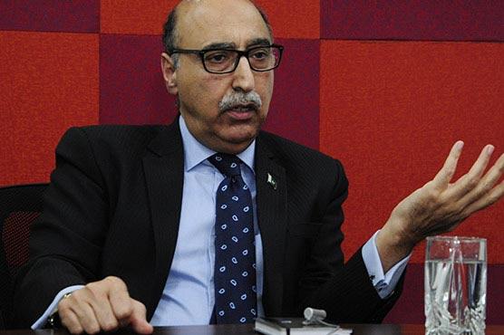 Pakistan wants to resolve Kashmir dispute under Shimla Agreement: Basit