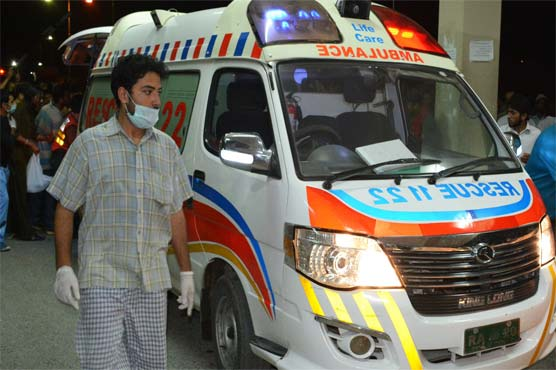 Lahore: One killed in trailer, motorcycle rickshaw collision