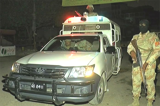 Karachi: Two alleged terrorist nabbed during Rangers search operation