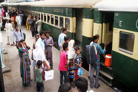 20 percent concession on train tickets in Ramazan: Saad Rafique